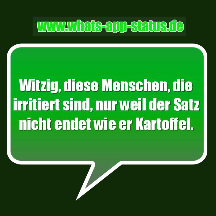 Witzige Whatsapp Status Sprüche Whatsapp Status Sprüche